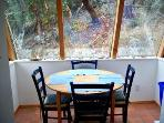 Dining area, Daffodil Cove Cottage