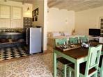 Silver Villa: Authentic interior