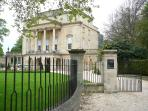 Holburne Museum totally renovated home to Gainsboroughs and a lovely cafe