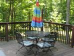 Additional Outdoor Dining Set