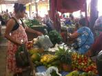 Savusavu open air market