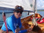 Sailing in E'Claire