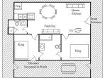 Floor Plan Country Cottage #21