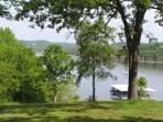 Lake view from Lake Units #9-12