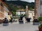 touristic picture (main square exposition)