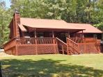 Bearadise Retreat-  Amazing  cabin, Hot Tub & View