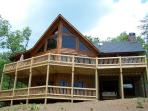 Livintha Dream Lodge- 4 Nal Forest Mountain Views Year Round, 2 m to B R Lake