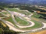 The autodromo of mugello - MotoGP