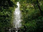 Waterfall in Jaco