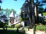 Local landmark (GREY TOWERS) Historic Pinchot home open to the public