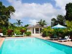 6 BR Villa/Beach access /Golf/ + full staff/driver