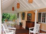 Guest Cottage Varandah