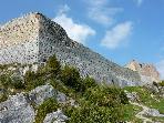 Montségur castle