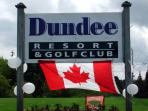 18 hole Golf course, restaurants, watersports -  just a 2min drive