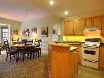 Full Kitchen & Dinning Room Area