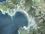 San Juan del Sur - Google Earth