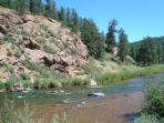WHITEWATER RAFTING ON PLATTE RIVER