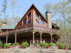 Tuckaway Ridge Mountain Cabin
