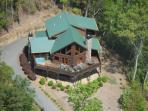 Tuckaway Ridge - Aerial View