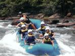 Whitewater Rafting on the Ocoee River - Only 30 minutes away - Site of the 1996 Olympics