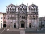The Cathedral of Ferrara