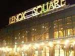 Phipps and Lenox Square is only 2 blocks away!