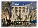 Ilikai Marina from the Yacht Harbor