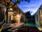 Villa Courtyard with Private Pool in the heart of Seminyak