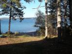 View of the St. Croix River  from Lamb Cove Cottage