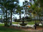 Enjoy a tropical walk!