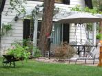 patio / bbq area