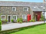 ULDALE, Grade II barn conversion, games room, large grounds, close lake at Basse