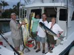 Come Deep sea fishing you wont be dissapointed