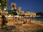 Enjoy world renowned nightlife and dining options available all around Waikiki !!!