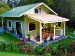 Mele Manu cottage: Private one bedroom in Hamakua