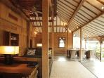 Villa Lucia; original teakwood Joglo Seminyak Bali