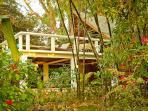 Big Grape is set our lush gardens