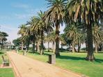Port Melbourne Corporate Apartment - large parks nearby