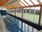 Southbank two-bedroom apartment  pool & tennis court
