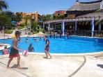 Pool games at your beach club