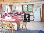 Dinig room kitchen