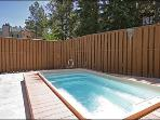 Columbine Pool: Outdoor heated pool, indoor & outdoor hot tubs.