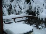 Winter deck