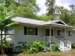 Tropical Bright Pahoa Home with plenty of parking
