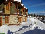 REAR ELEVATION AND SKI OUT