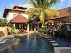 Cozy Seminyak Villa perfect for families or group of friends