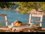 How about a healthy brunch with fresh sea air?