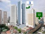 It is also steps away from LRT Vito Cruz Station