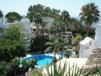 Beachside Penthouse in Marbella Golden Beach