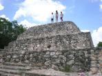 Ruins at Dzibichaltun